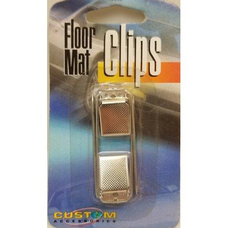 FLOOR MAT CLIPS 2