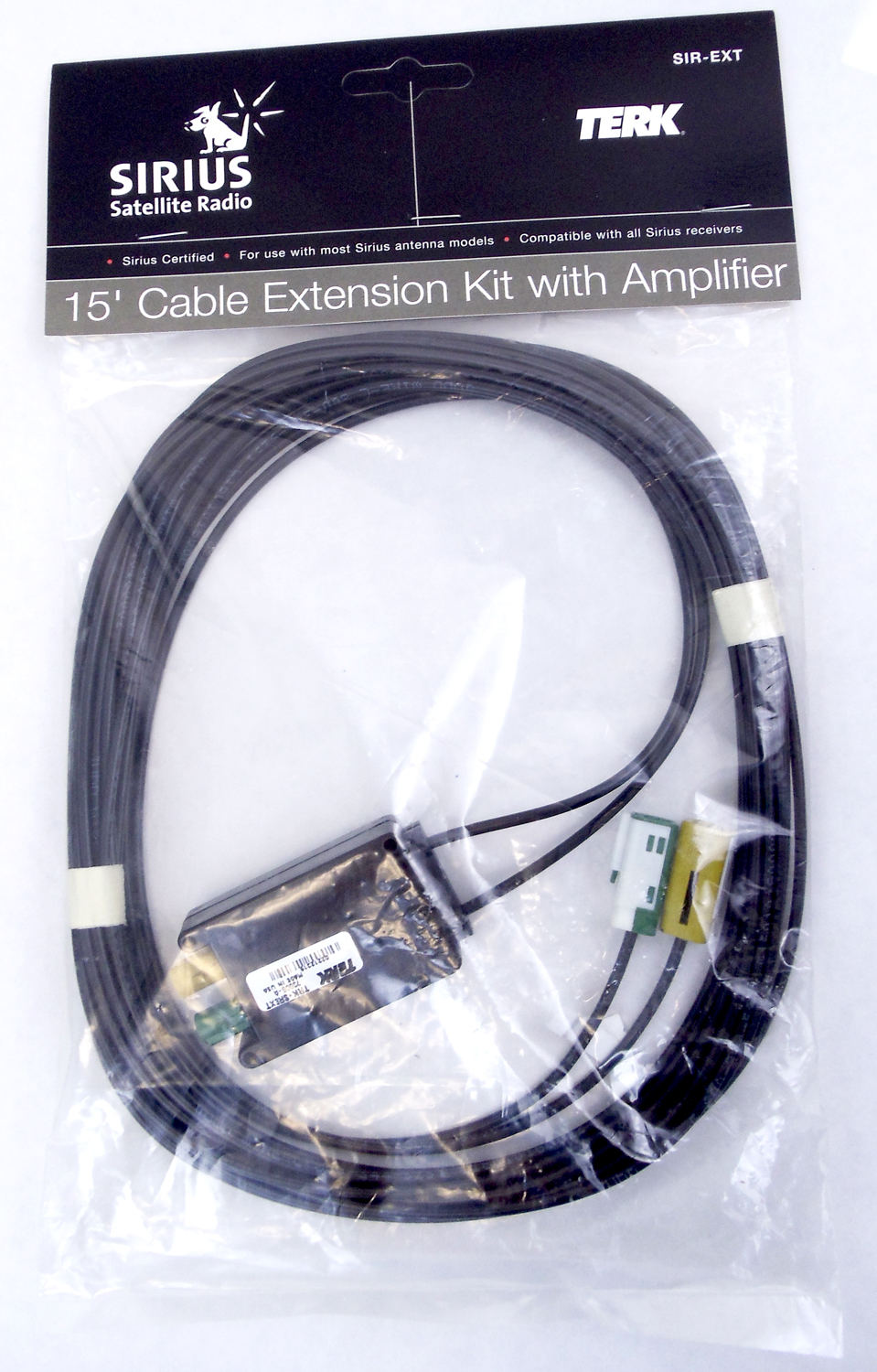 15' SIRIUS EXTENSION CABLE F