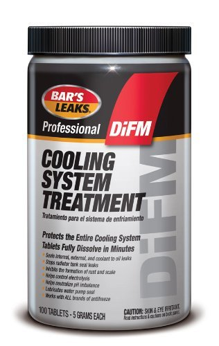 COOLING SYSTEM SUPPLEMENT