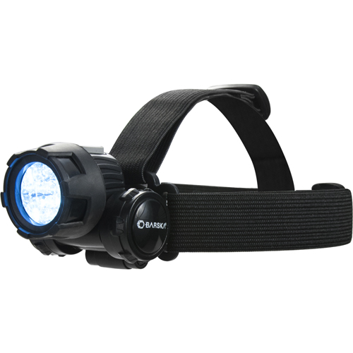 25 LUM, Headlamp