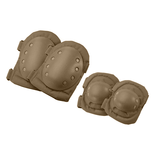 CX-400 Elbow and Knee Pads, Tan