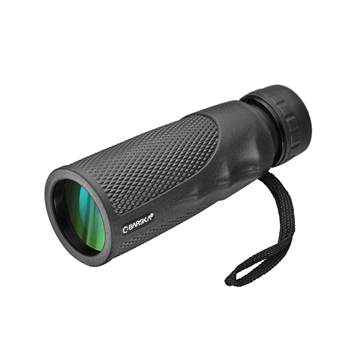 10x40 Blackhawk Monocular,BK7,Green Lens