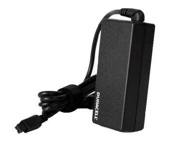 Duracell 40W Chrome AC Adapter