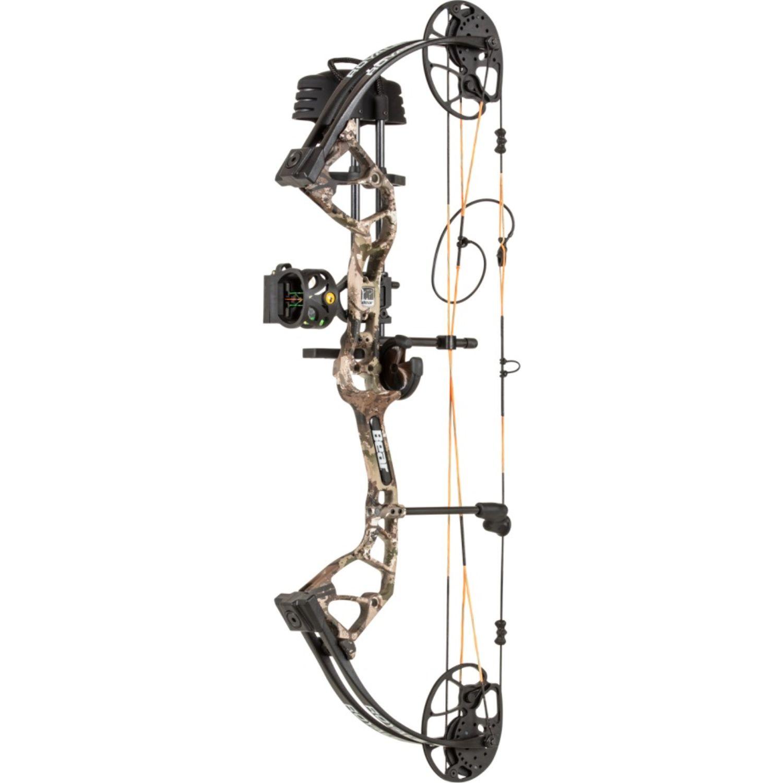 Bear Archery Royale Compound Bow with 5-50 lbs-Veil Stoke