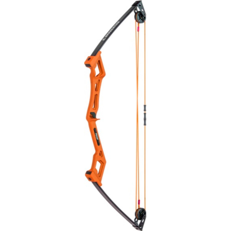 Bear Archery Apprentice Youth Bow Set-Flo Orange