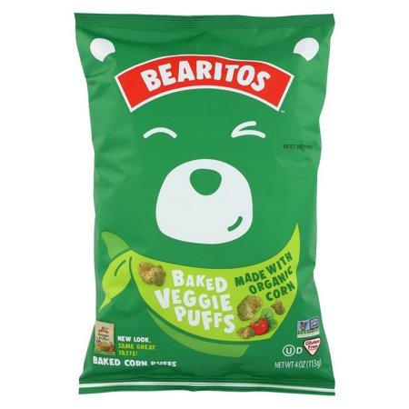 Puffs - Veggie ( 12 - 4 OZ )