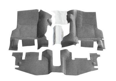 BedTred Premium Front Floor Liner