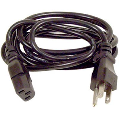 15'  PC AC power cord
