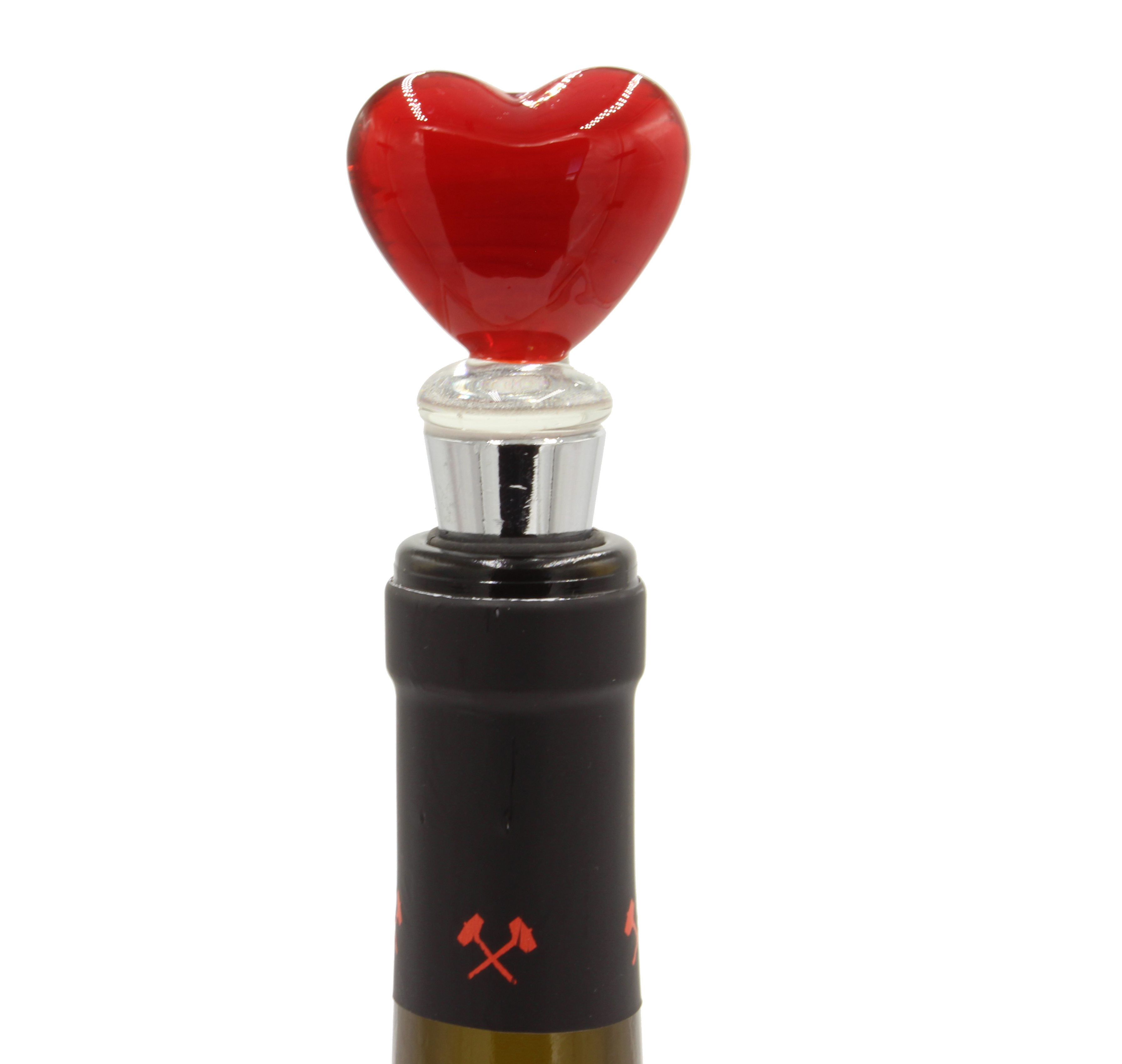 ABS Heart - Bottle Stoppers