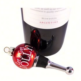 ABS Jolly -  Holiday Bottle Stoppers