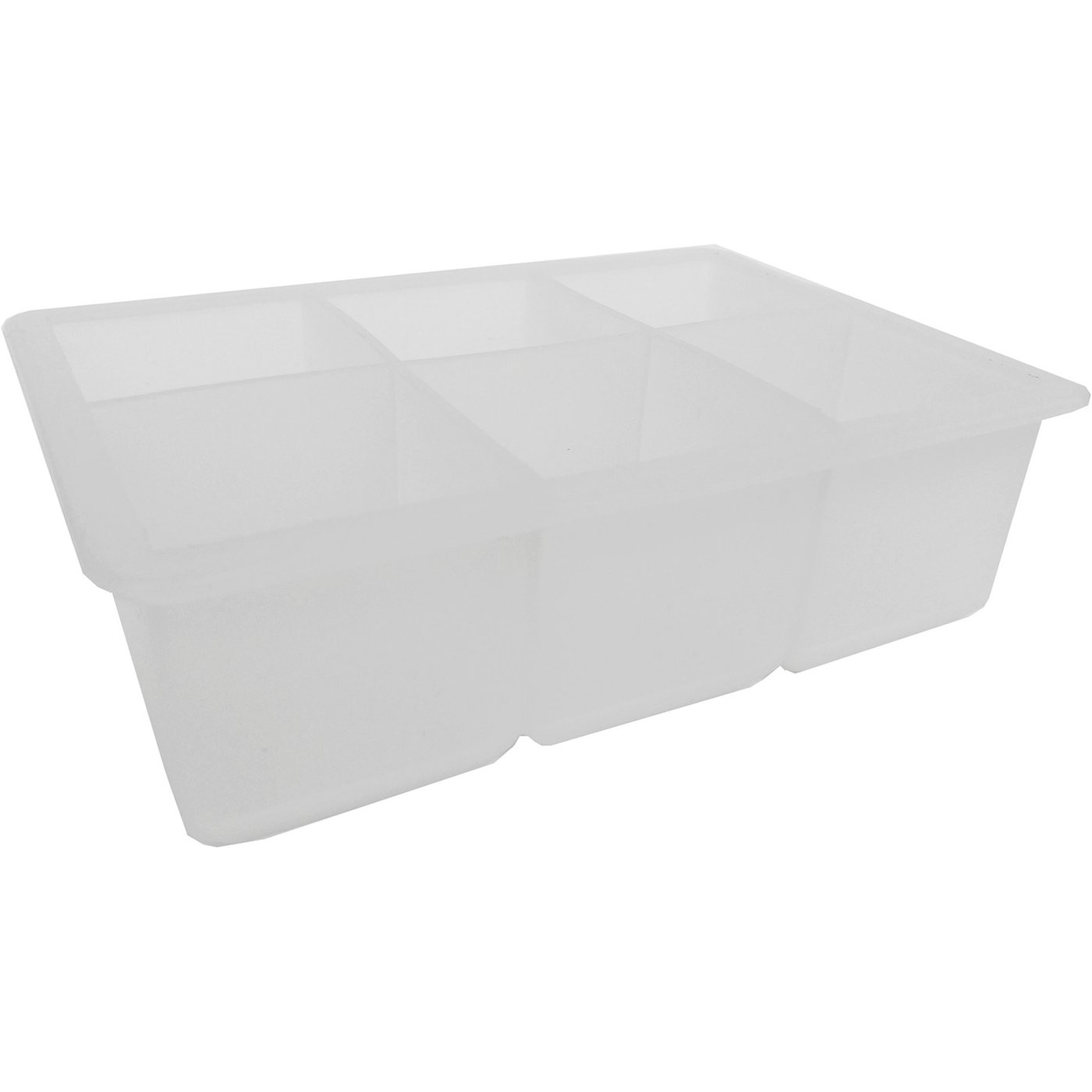 AI Tray Clear - Ice Cube Trays