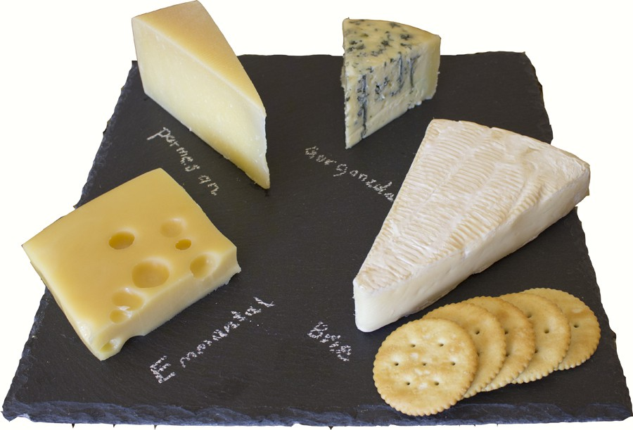 Slate Cheese Tray 12x12