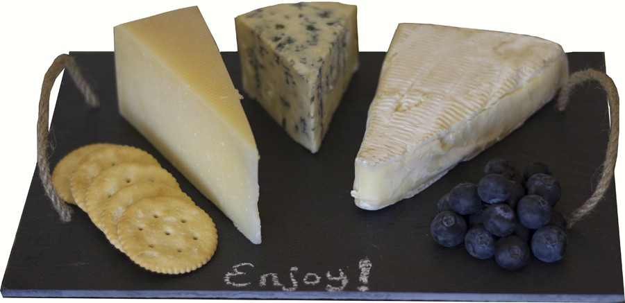Slate Cheese Tray  12 x 8