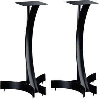 "BellO 24"" Speaker Stands Black"