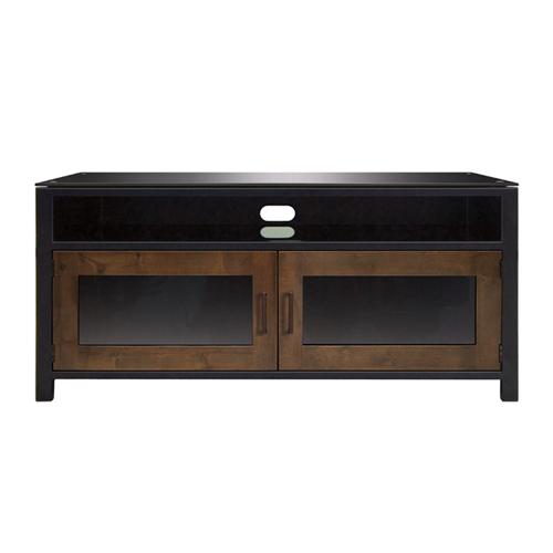 """BellO 50"""" Wood AV Cabinet Cocoa"""