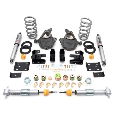(2 BOXES) WITH SP SHOCKS LOWERING KIT