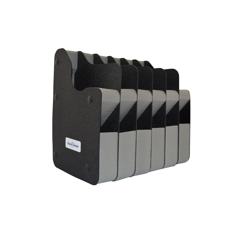 Benchmaster Six Gun Vertical Pistol Rack