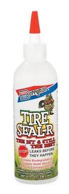 Tire Sealant 8 Oz. Rubber Tube