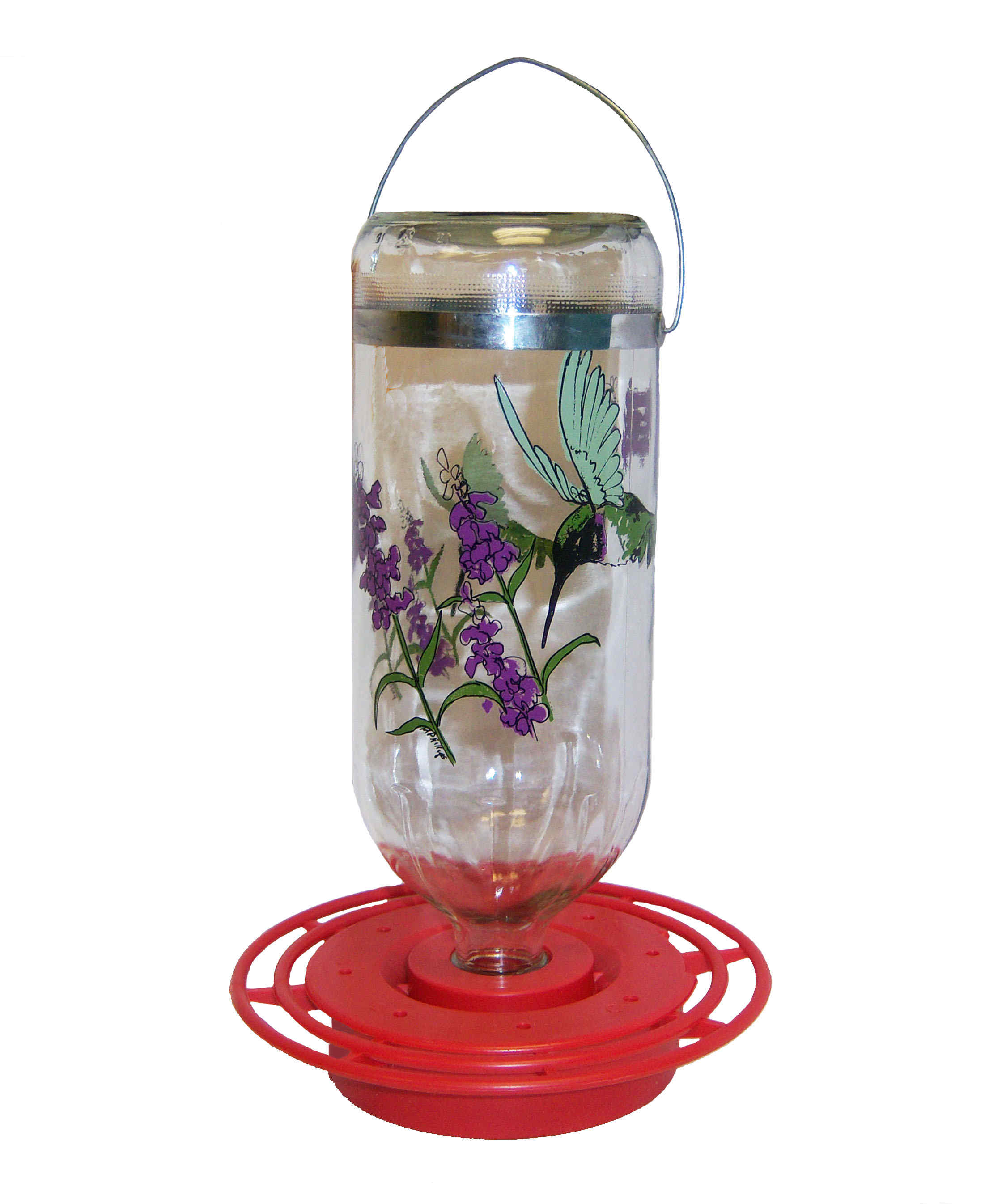 Best-1 ® Hummingbird Feeder 32 oz Boxed Black Chinned