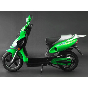 Scooter Bike - Electric - Green