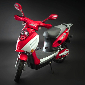 Scooter Bike - Electric - Red