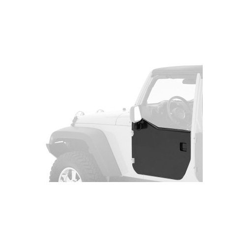 HighRock 4x4 Element Doors Enclosure Kit in Black