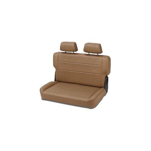 Trailmax II Fold and Tumble Rear Seat in Spice Denim