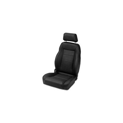 Trailmax II Pro Recliner Seat in Black Vinyl