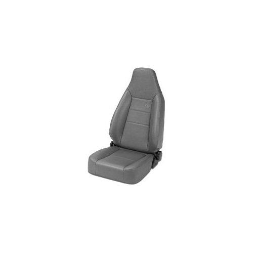 Trailmax II Sport Recliner Seat in Charcoal Denim