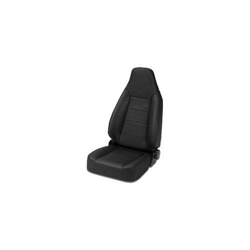 Trailmax II Sport Recliner Seat in Black Vinyl
