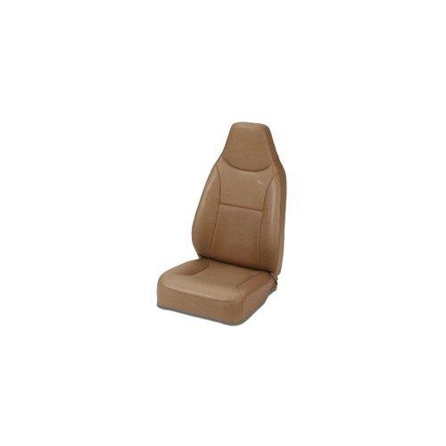 Trailmax II Stationary High Back Seat in Spice Denim