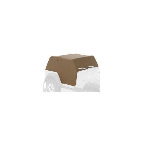 All Weather Full Door Coverage Trail Cover in Spice