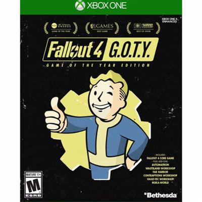 Fallout 4 GOTY  XB1
