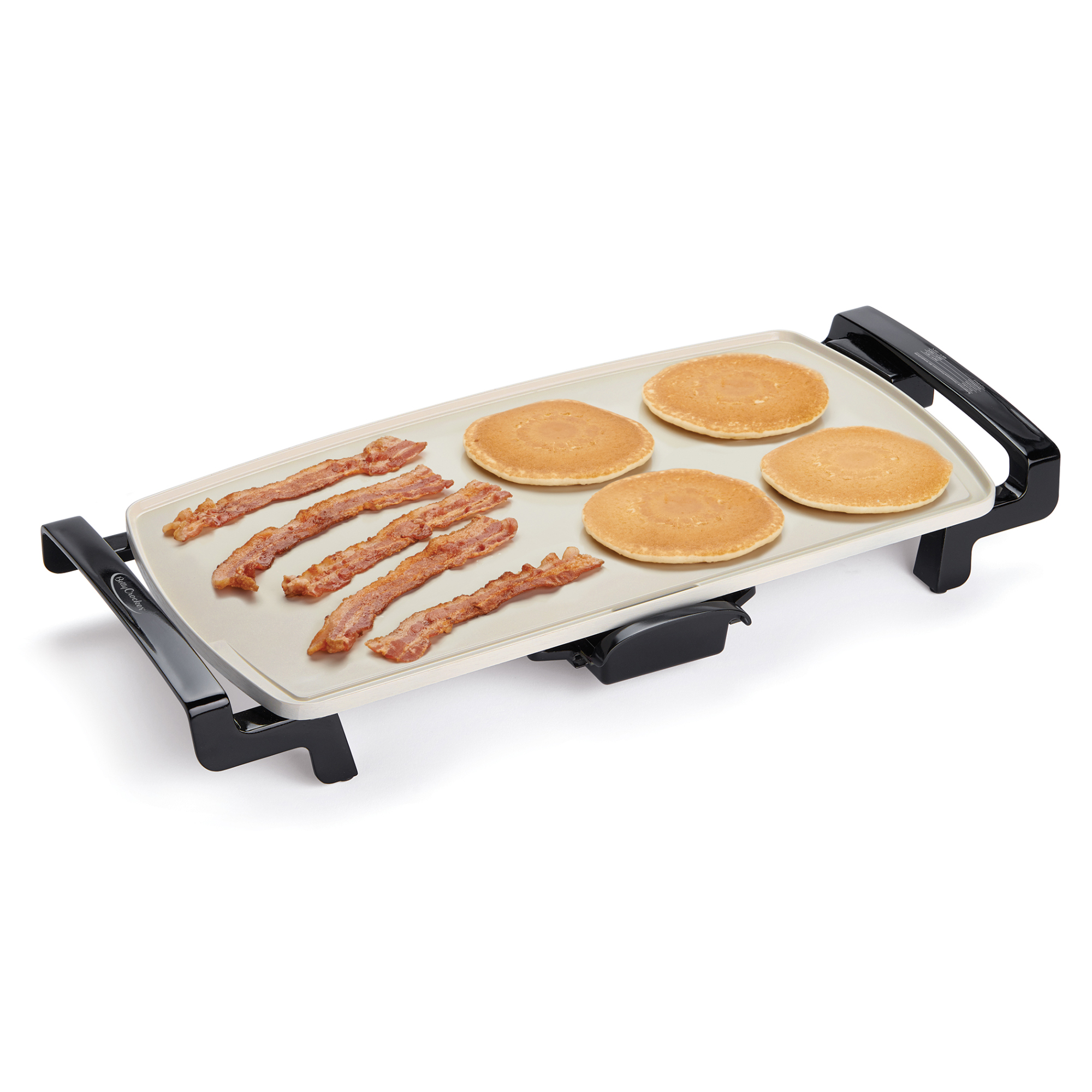 Betty Crocker 20 x 10.5 Inch Ceramic Coated Griddle