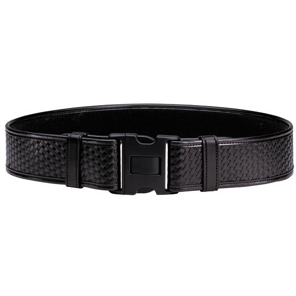 7950 Duty Belt B/W Black Medium 34-40
