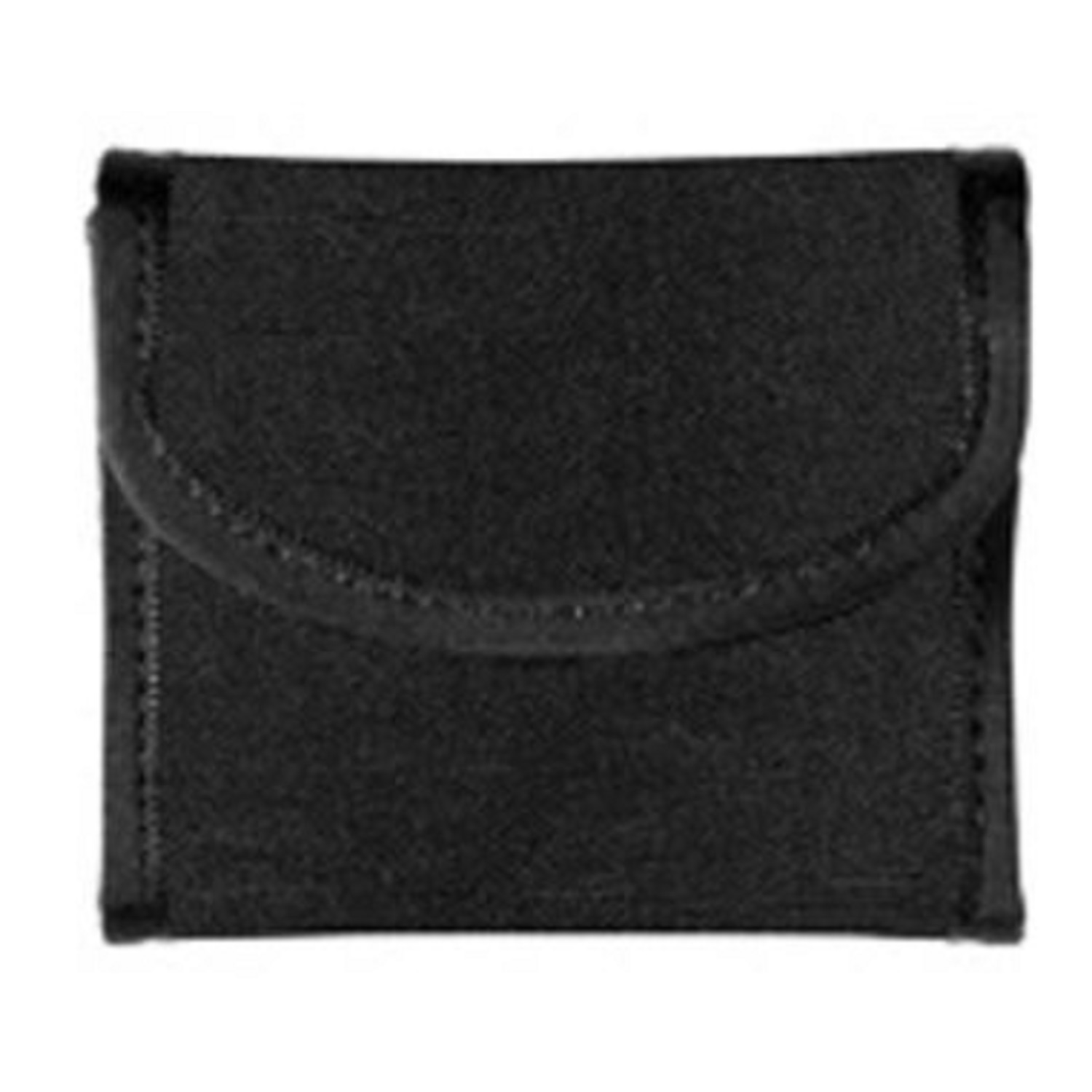 8028 Flat Glove Pouch Black-Hook& Loop