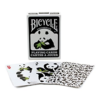 Bicycle Panda Pandamonium, 6 Decks