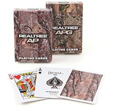 Bicycle RealTree, 6 Decks