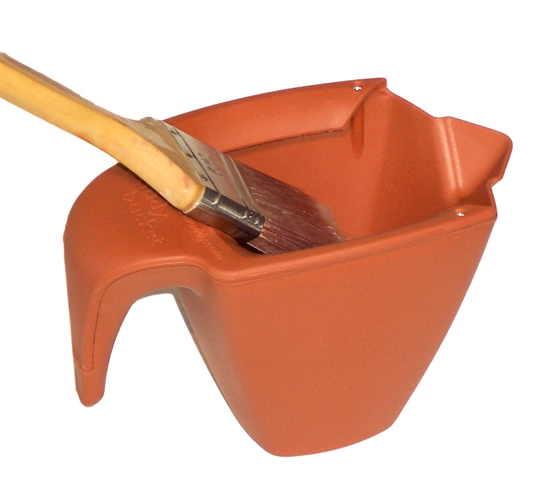 Big Boy Ind. 5200 Dripless Hand-Held Cut-In Paint Pail