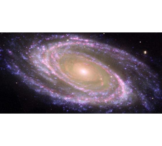 Biggies Space Murals - Milky Way - Medium