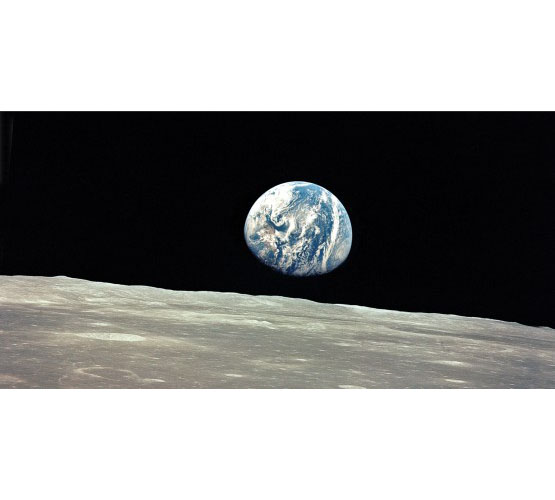 Biggies Space Murals - Planet Earth - Medium