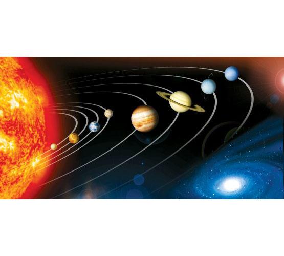 Biggies Space Murals - Space Rotate - Medium