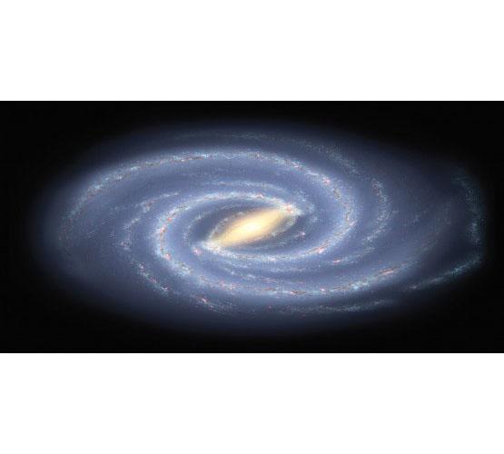 Biggies Space Murals - Solar System - Medium