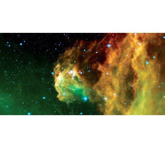 Biggies Space Murals - Barnard Thirty - Extra Large