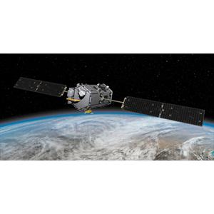 Biggies Space Murals - Earth Satellite - Extra Large