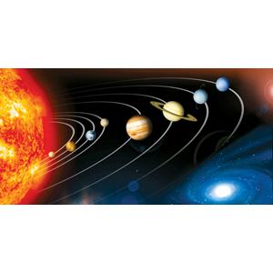 Biggies Space Murals - Space Rotate - Large