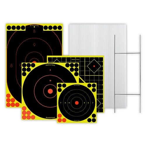 Birchwood Casey Sharpshooter Stand and Target Kit