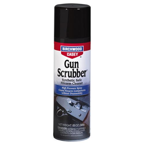 BW Casey Gun Scrubber Firearms Cleaner 15 oz Aerosol