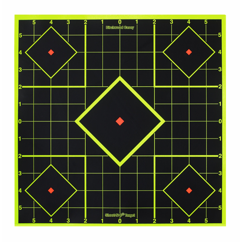 """BW Casey Shoot-N-C 8"""" Sight-In Target - 15 Targets"""