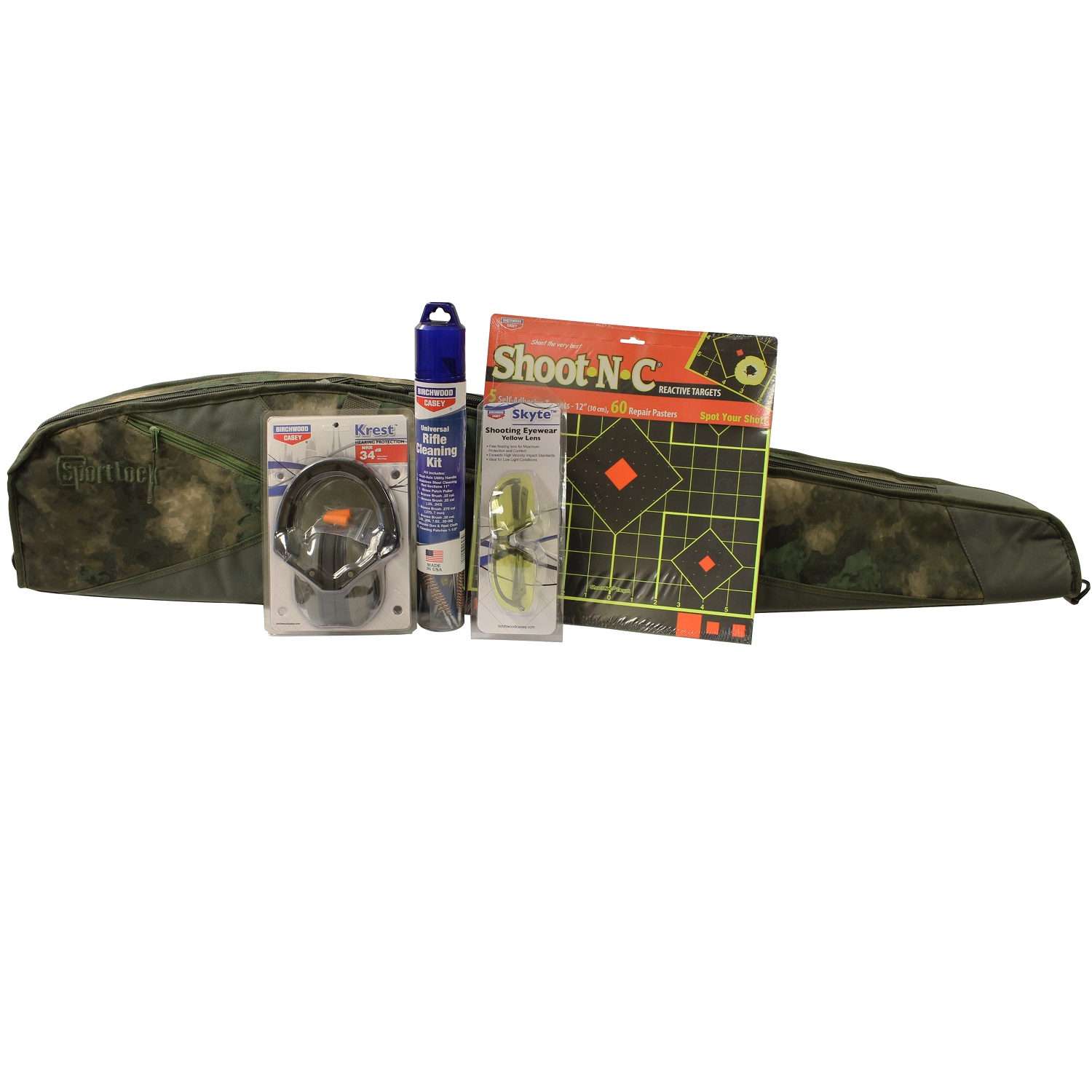 Birchwood Casey Rifle Beginners Kit
